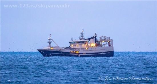 trawler gitte henning